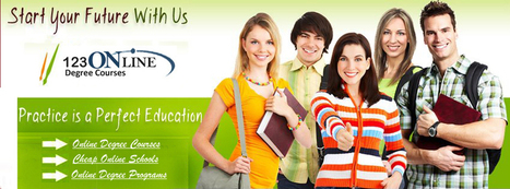 Find Next Level Career Possibilities That Start With Online Degrees | Online Degree Courses | Scoop.it