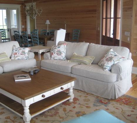 Shabby Chic Décor For A Relaxed Chic Comfortable Abode | Carol Ruth Weber | furnishing | Scoop.it
