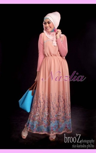 Zahwa - Butik Baju Muslim Online ~ Nazlia.Com | UKM Online Indonesia | Scoop.it
