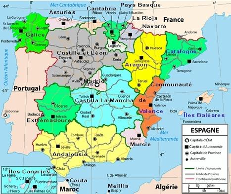 Recherches généalogiques en Espagne - Gen&O | Nos Racines | Scoop.it