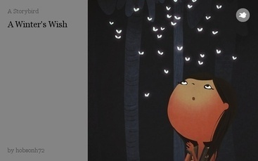 A Winter's Wish by hobsonh72 on Storybird | Web 2.0 Tools | Scoop.it