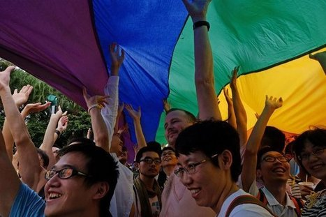 For Asia's Gays, Taiwan Stands Out as Beacon   A Feminist Eye   Scoop.it