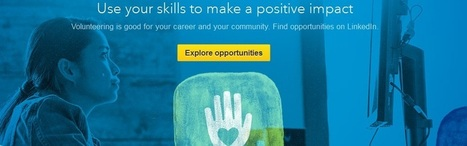 LinkedIn ouvre un site de bénévolat - Giiks.com | LQ - Mauricie | Scoop.it