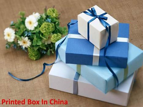 How Custom Printed Boxes in China is Boosting the Brand name? | Printing China | Scoop.it