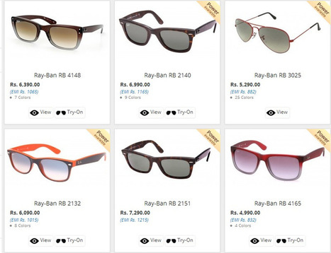Ray-Ban Sunglasses And Its Popular Styles | Online eyewear shopping | Scoop.it