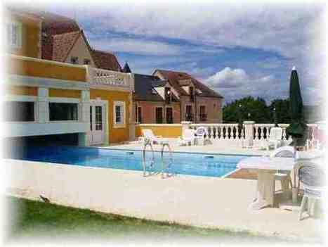 Hotel 3 étoiles Silence piscine à Bellême Le Perche - Normandie | CelebritizeYou | Scoop.it
