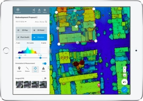 DroneDeploy Releases Integrated iOS and Android App - UAS VISION | Drone (UAV) News | Scoop.it