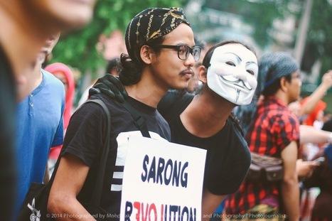 Mohd Fakhrul Islam: Keretapi Sarong 2014 : Photo Gallery | Keretapi Sarong - No Subway Pants In Malaysia | Scoop.it