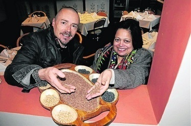 Chefs join pulse push - Agriculture - Cropping - General News - The Land   News articles for Harvest on Radio Adelaide   Scoop.it