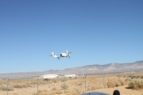 SpaceShipTwo, PoweredFlightTwo: A Photographic Essay | Parabolic Arc | The NewSpace Daily | Scoop.it