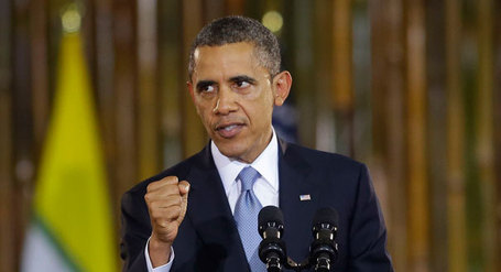 Cease fire doesn't end Obama's Gaza problems | MN News Hound | Scoop.it