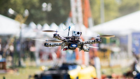 Don't fly your drone in front of the NYPD | Nerd Vittles Daily Dump | Scoop.it