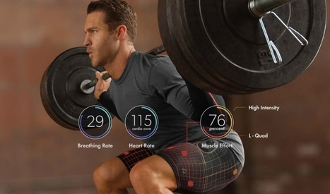 13 Smartclothes Brands Taking Health & Fitness To The Next Level   Digital Health Revolution   Scoop.it