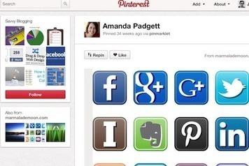 Quatre réseaux sociaux émergents dont les entreprises peuvent tirer parti | Bien communiquer | Scoop.it