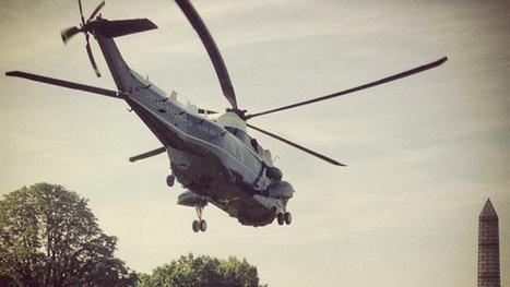 La Maison-Blanche décolle sur Instagram | blog-territorial & communication publique | Scoop.it