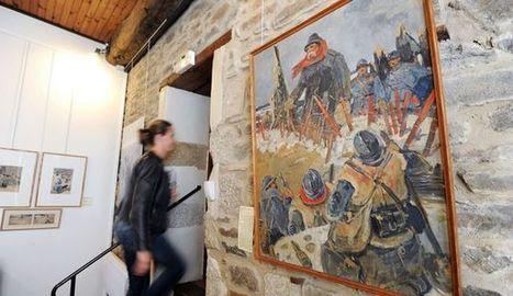 LAMBALLE - Au plus près des hommes: 14-18 sous le pinceau de Mathurin Méheut - LExpress.fr | Nos Racines | Scoop.it