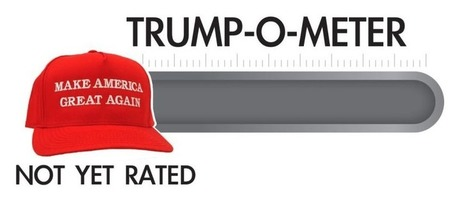 Coming 2017: the Trump-O-Meter | RJI | RJI links | Scoop.it