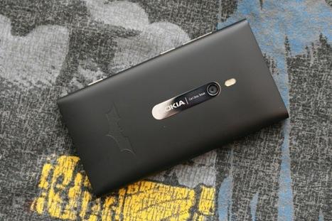Nokia to sell Batman-branded Lumia 900smartphones   Entrepreneurship, Innovation   Scoop.it