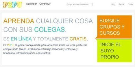 P2PU ya en 5 idiomas y añade 15 nuevos cursos | 15M educativo | Scoop.it