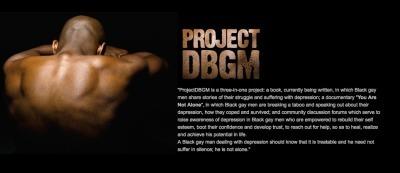 Groundbreaking Documentary Looks at Depression in Black GayMen | blackmenlife | Scoop.it