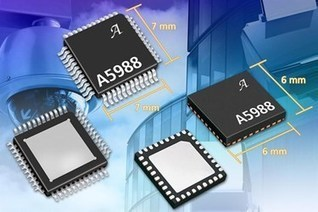 Allegro MicroSystems introduces quad DMOS full bridge PWM motor driver IC | Motors and Drives News and Reviews | Scoop.it