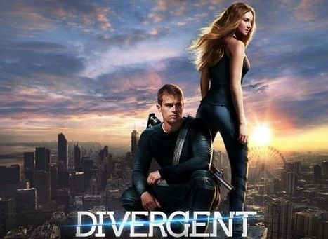 Divergent by Veronica Roth | Free Audio Books | Scoop.it