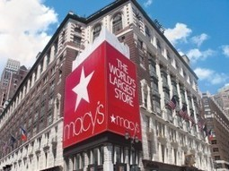 Macy's continues RFID rollout in 2014 | Internet du Futur | Scoop.it