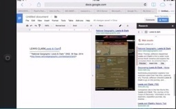 How to add footnotes to Google Docs on your iPad | Teaching Tools Today | Scoop.it