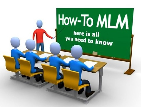 20 Top Network Marketing Trainers (Opinions Wanted) | Traffic Generation | Scoop.it