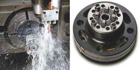 System 3R s'appuie sur les systèmes d'essai de LMS pour mettre au point un nouveau mandrin de fixation des pièces de fab | montages d'usinage | Scoop.it