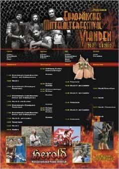 Festival Médiéval 2012 | Festivals Celtiques et fêtes médiévales | Scoop.it