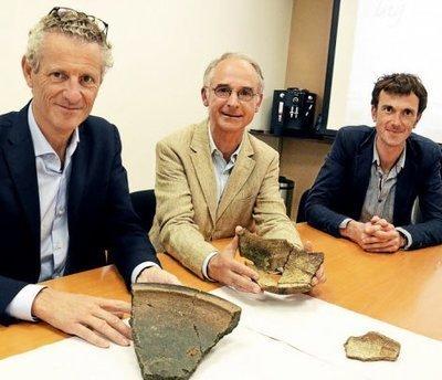 Landévennec. Les crêpes au beurre du Moyen âge - Le Télégramme | Monde médiéval | Scoop.it