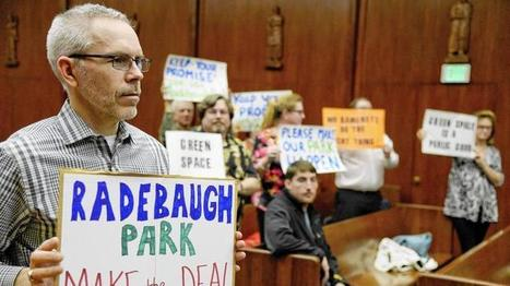 Legislators seek state money for Radebaugh park project in Towson | Suburban Land Trusts | Scoop.it