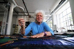 Mending Boston: Join the Memorial Quilting Project at the MIT Museum | Boston-area Museums | Scoop.it