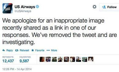 U.S. Airways: First Class Mess | Social Media No Longer Optional in Times of Crisis | Scoop.it