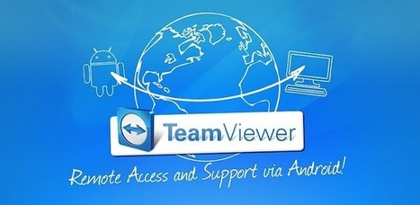 TeamViewer for Remote Control - Apps on Android Market | Apps for EFL ESL | Scoop.it