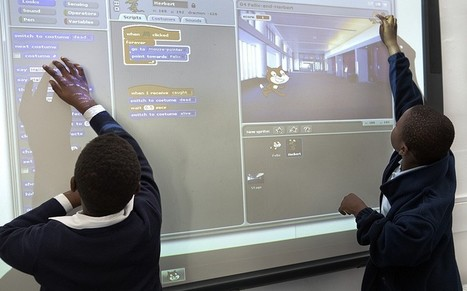 Coding for kids: schoolchildren learn computer programming - Telegraph.co.uk | Tecnologia, pedagogia e conteúdos (TPACK) - TIC em contexto Educativo | Scoop.it