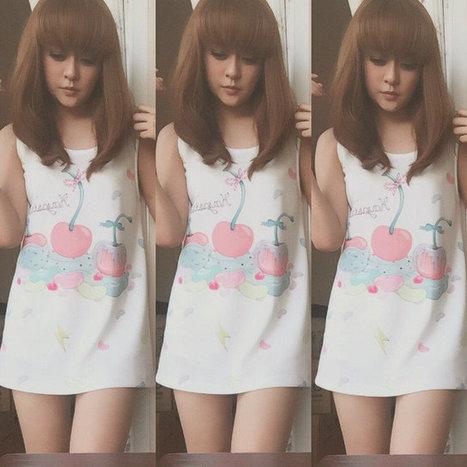 แฟชั่นสาวหน้าใส หุ่นดี แก้มบุ๋ม ปรียาดา | fashion in Thailand | Scoop.it
