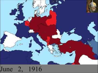 WWI unfolds in 3 minutes across the Map   Learning, Teaching & Leading Today   Scoop.it