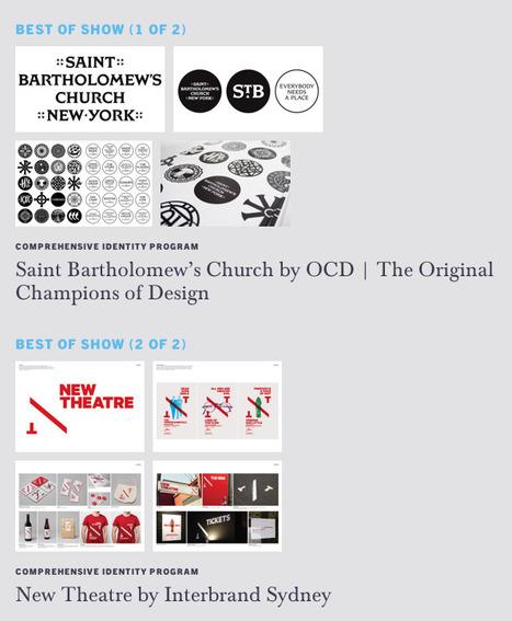 2011 Brand New Awards: Winners | Corporate Identity | Scoop.it