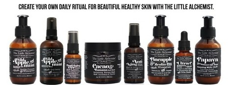 Natural Skin Care Products | The Little Alchemist | Scoop.it