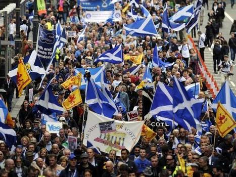 Scotland would vote for independence in a second referendum, new poll | My Scotland | Scoop.it