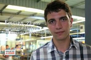 """""""Mon métier à venir"""", une émission pour promouvoir l'industrie   Centre des Jeunes Dirigeants Belgique   Scoop.it"""
