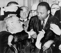 Le mouvement en faveur des droits civiques aux États-Unis | Mme Fourcade-CDI: activité pédagogique-Gandhi | Scoop.it