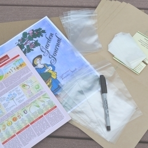 Seed Saving Basics Kit-Store.underwoodgardens.com | Permaculture, Horticulture, Homesteading & Green Technology | Scoop.it