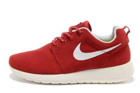 Outlet Cheap Roshe Run Suede Red Blue Yellow UK Get Authentic For Sale | Nike Roshe Flyknit | Scoop.it