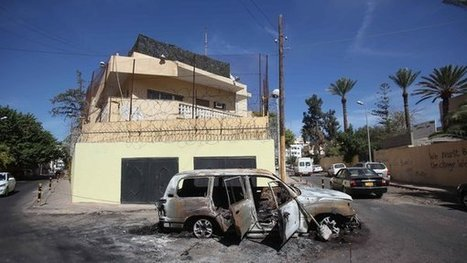 Russia Evacuates Embassy in Libya After Attack - New York Times | Saif al Islam | Scoop.it