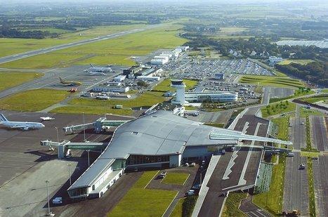 Le trafic de l'aéroport de Guipavas en augmentation de 13,6 % | Les moyens de transports en Bretagne: atouts et faiblesses | Scoop.it