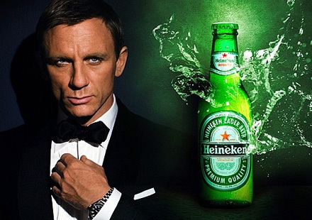 James Bond se met à la bière au grand désarroi de ses fans | agro-media.fr | actualité agroalimentaire | Scoop.it