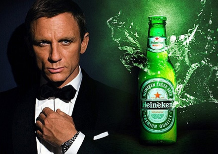 James Bond se met à la bière au grand désarroi de ses fans | Actualité de l'Industrie Agroalimentaire | agro-media.fr | Scoop.it
